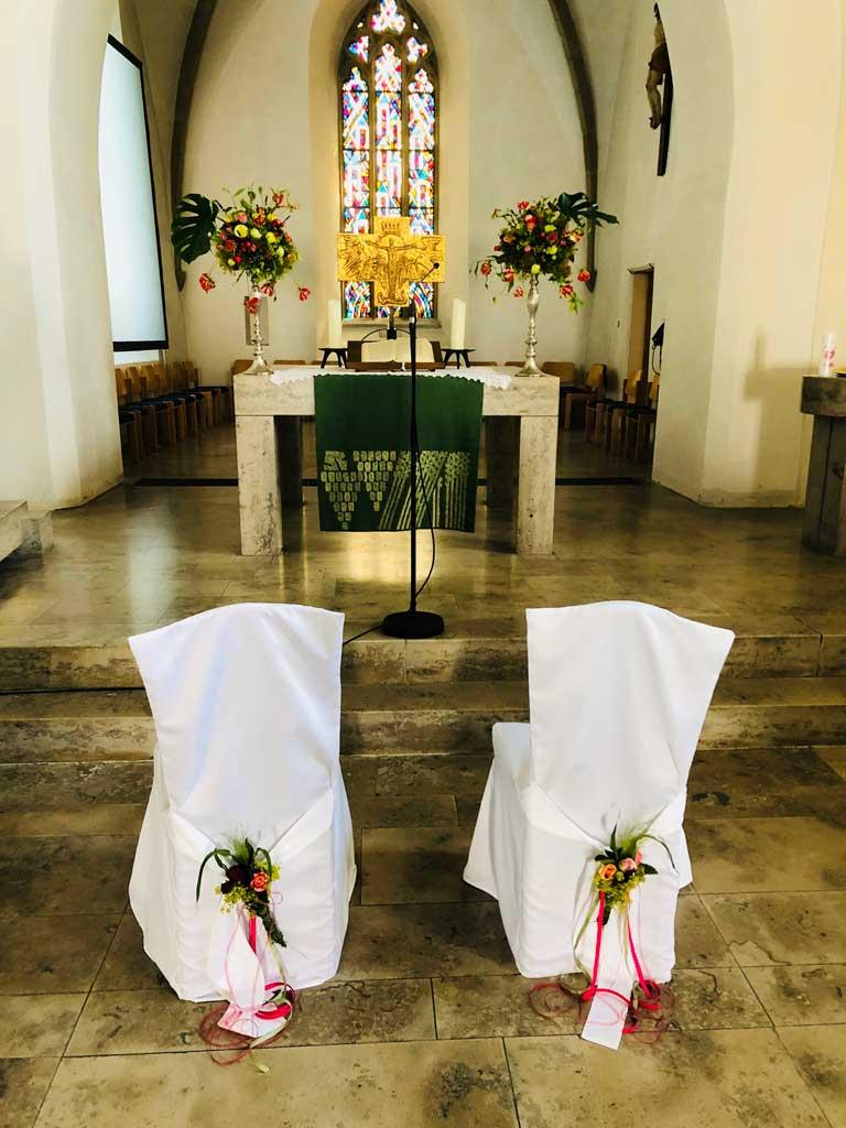 Blumen Czerwinski - Angebote für Ihre Hochzeit
