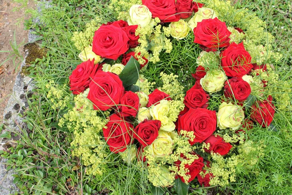 Blumen Czerwinski - Angebote für Ihre Trauerfeier